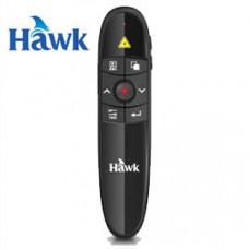 Hawk 紅光 2.4GHz 無線簡報器 12-HCR400