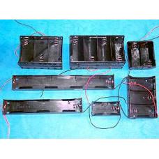 1號電池盒 1x1、1x2、1x3、1x4 均有