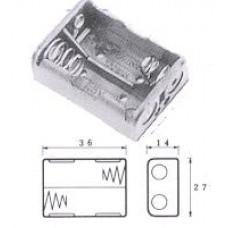 5號電池盒 5x1、5x2 均有