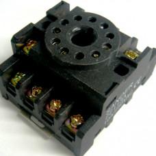 PF-113N圓型11腳繼電器座3P露出