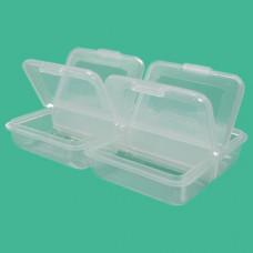 小集合 零件盒/藥丸盒 中 K-809 4格