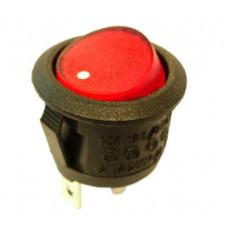 3P2段 帶燈圓洛可開關 12V,110V/220V P/D5167C