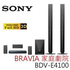 【 大林電子 】 SONY 3D 藍光家庭劇院 BDV-E4100