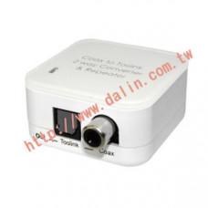 【大林電子】DCT-2 同軸/光纖雙向音源轉換器
