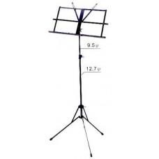 【 大林電子 】 專業 直立型 樂譜架 MS-104B-1 ( 可收放 )