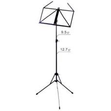 【 大林電子 】 專業 直立型 樂譜架 MS-106B-1 ( 可收放 )