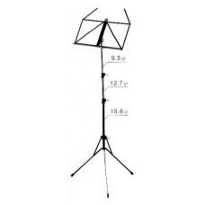 【 大林電子 】 專業 直立型 樂譜架 MS-106B ( 可收放 )