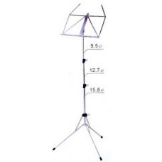 【 大林電子 】 專業 直立型 樂譜架 MS-106 ( 可收放 )