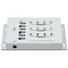 PX大通 1入4出分配器 AV-104