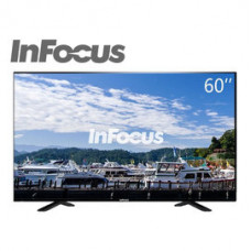 【 大林電子 】InFocus 超視堺 60吋4K智慧連網 液晶電視 液晶顯示器 FT-60CA601