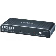 PX大通 1進2出分配器 HDMI-120