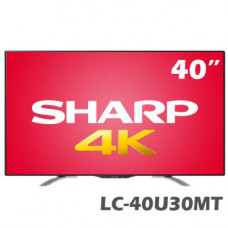 SHARP 夏普 40吋 4K 高畫質液晶電視 LC-40U30MT 《 歡迎來電洽詢 有更優惠價格 》