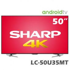 SHARP 夏普 50吋 4K高畫質液晶電視 LC-50U35MT 《 歡迎來電洽詢 有更優惠價格 》