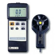 Lutron 路昌 三合一 智慧型 風速溫度計 AM-4203