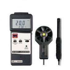 Lutron 路昌 三合一 風速 / 溫溼度 / 溫度計 AM-4205A