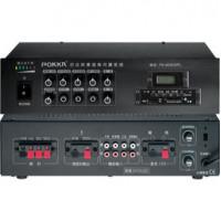 【 大林電子 】 POKKA 佰佳牌 PA 數位公共廣播綜合擴音器 最大輸出功率 80W 有USB、SD插槽 PA-80W/DPL