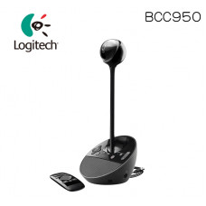 【 大林電子 】Logitech 羅技 視訊攝影機 BCC950 小型團隊 桌面視訊會議